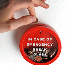 Post image for Our emergency fund is complete!