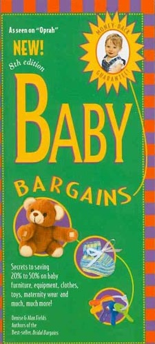Post image for Baby Bargains: A completely unsolicited review