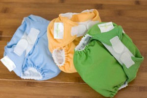 Post image for Our cloth diapering game plan