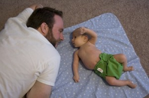 Post image for Cloth diapers 101: Caring for cloth diapers