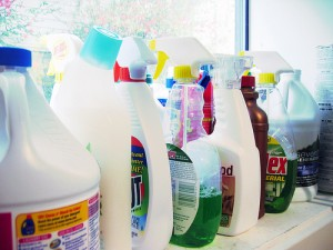 Post image for Kicking the habit of using unnecessary household products
