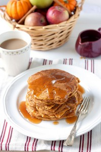 Post image for What's Cookin' Wednesday – Apple Cider Pancakes