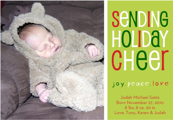Post image for Win 25 free holiday photo cards from Shutterfly!