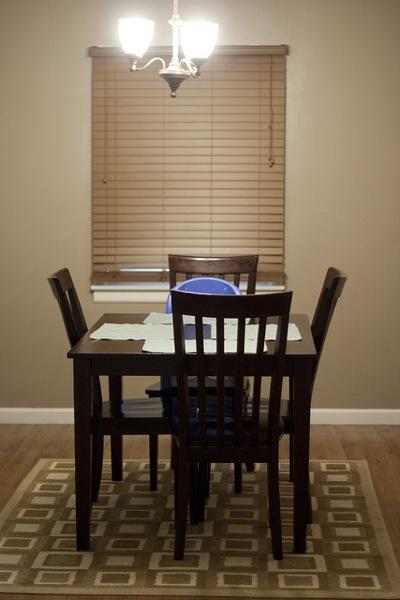 Mocha Dining Room Set
